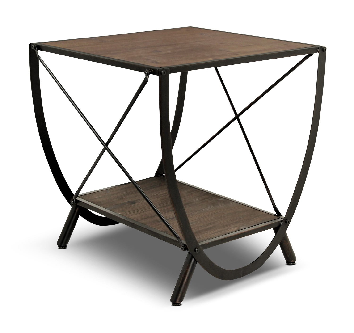 Accent and Occasional Furniture - Santa Monica End Table