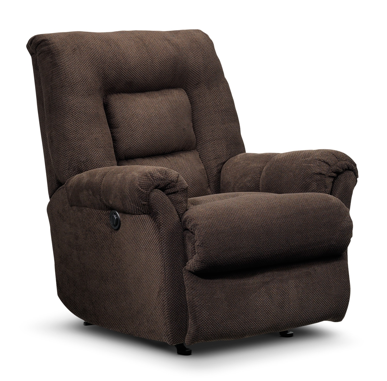 [Schmidt Power Recliner - Chocolate]