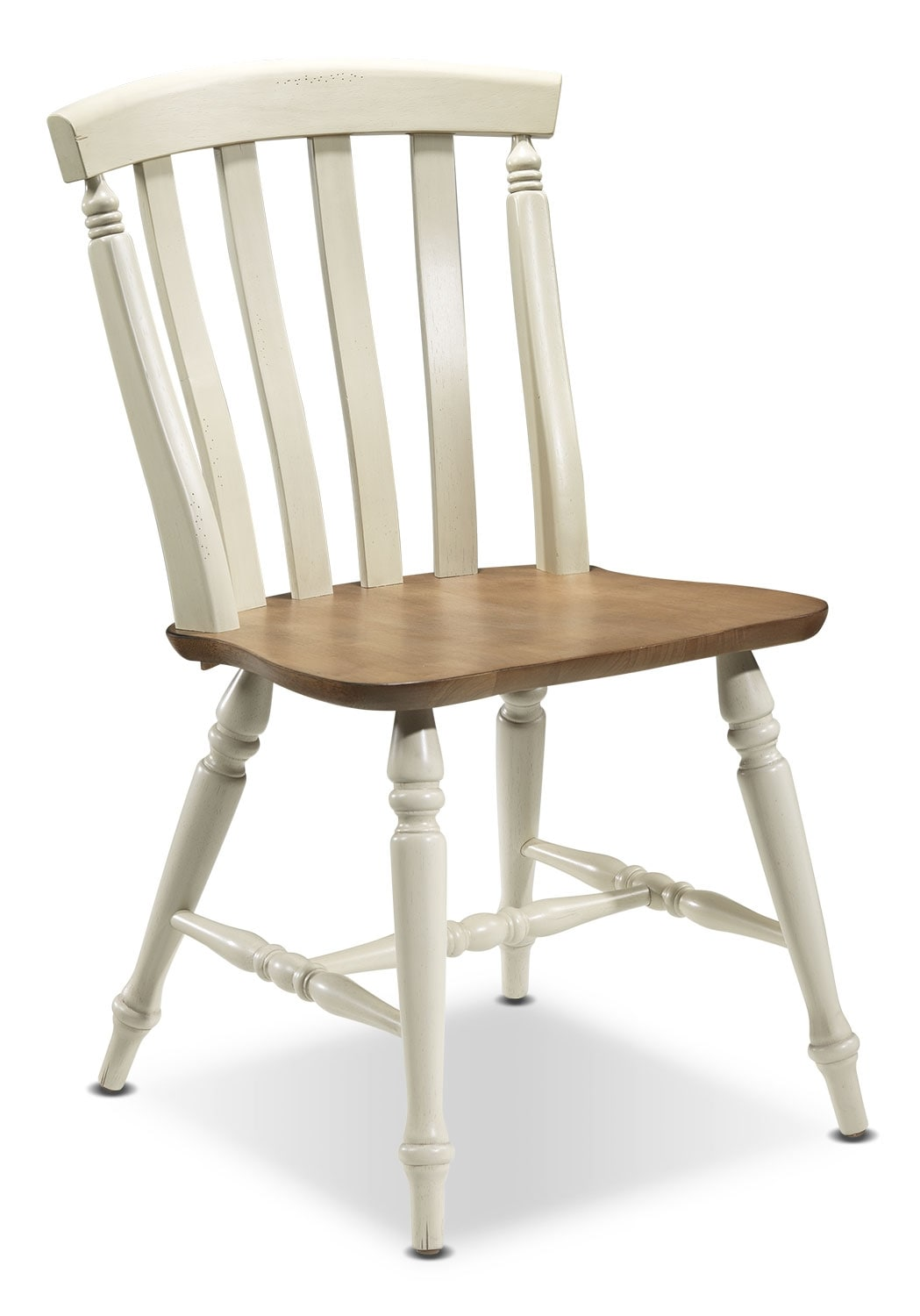 Fresco Side Chair - Cream