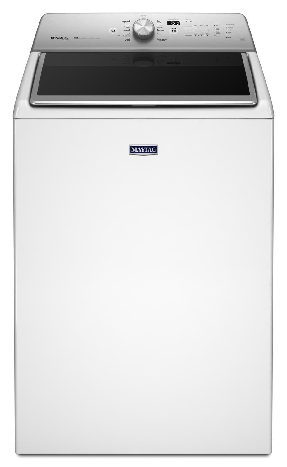 Maytag® 6.1 Cu. Ft. Top-Loading Washer - White
