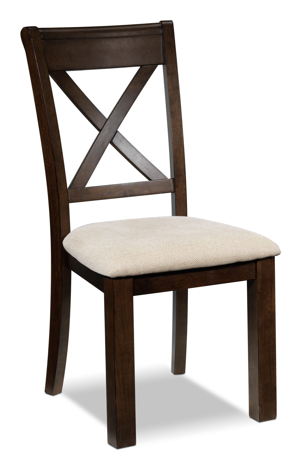 Claira Side Chair - Dark Cherry
