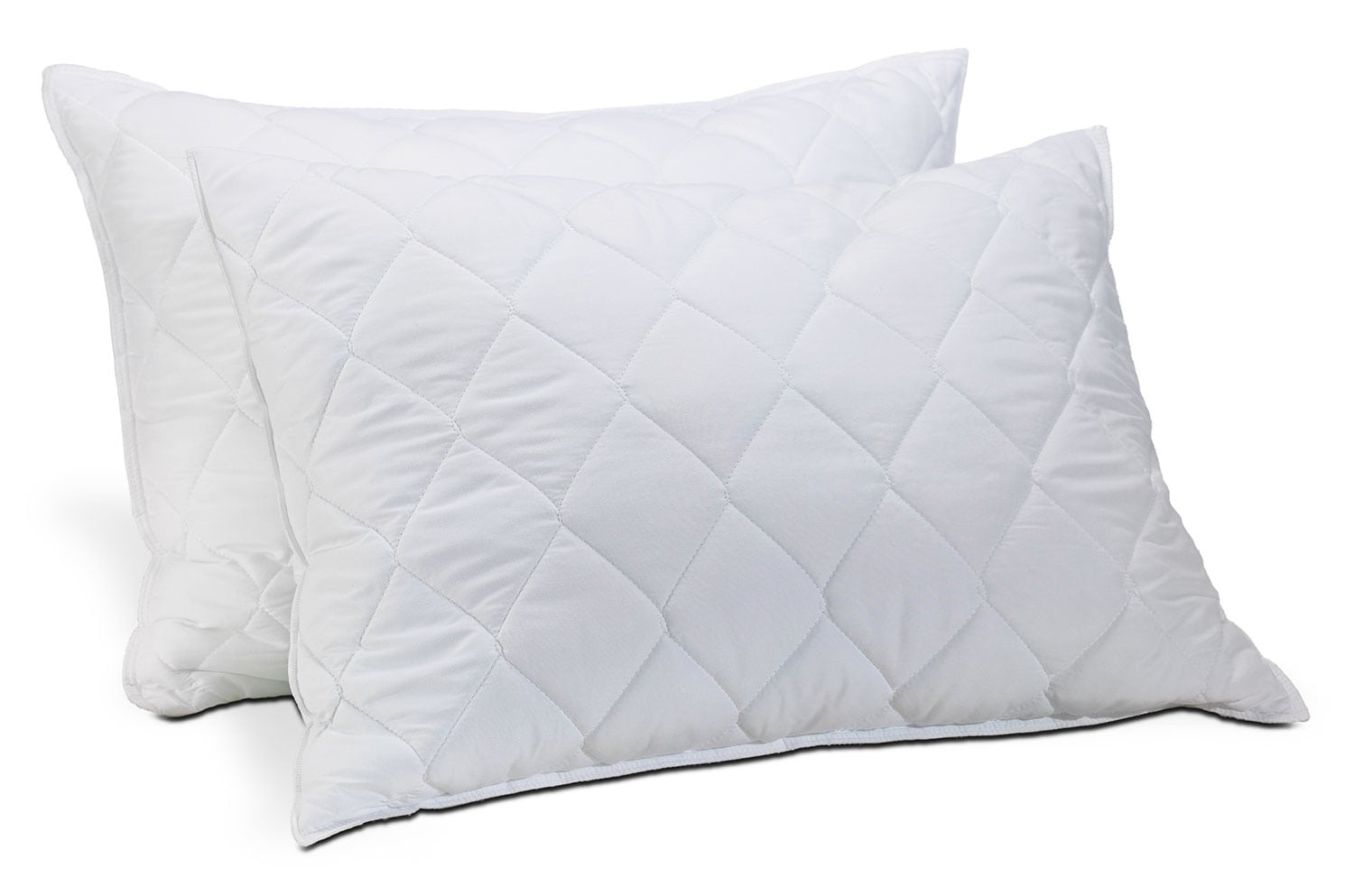 Mattresses and Bedding - Serenity 2 Pc. Pillow Set