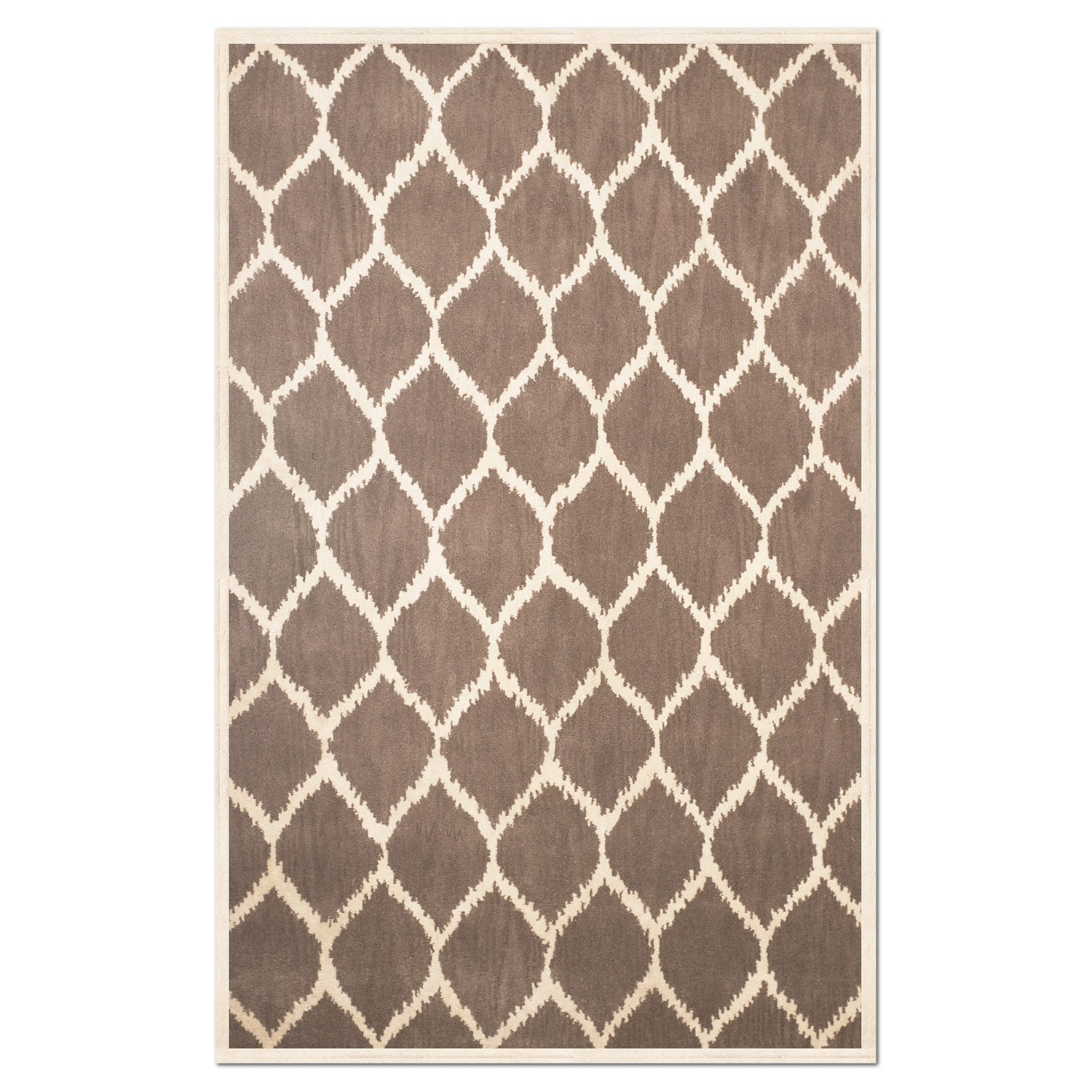 kimble area rug 5 x 8 value city furniture