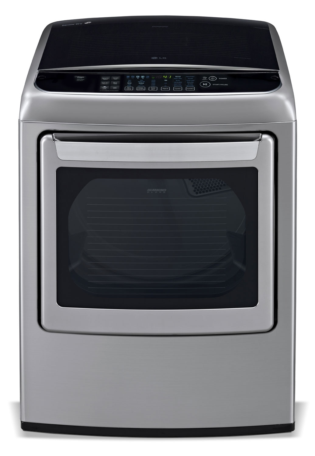 Washers and Dryers - LG Appliances Dryer (7.3 Cu. Ft.) DLEY1701VE