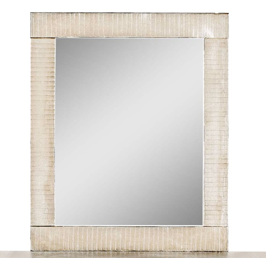 Kids Furniture - Phoenix Mirror – White