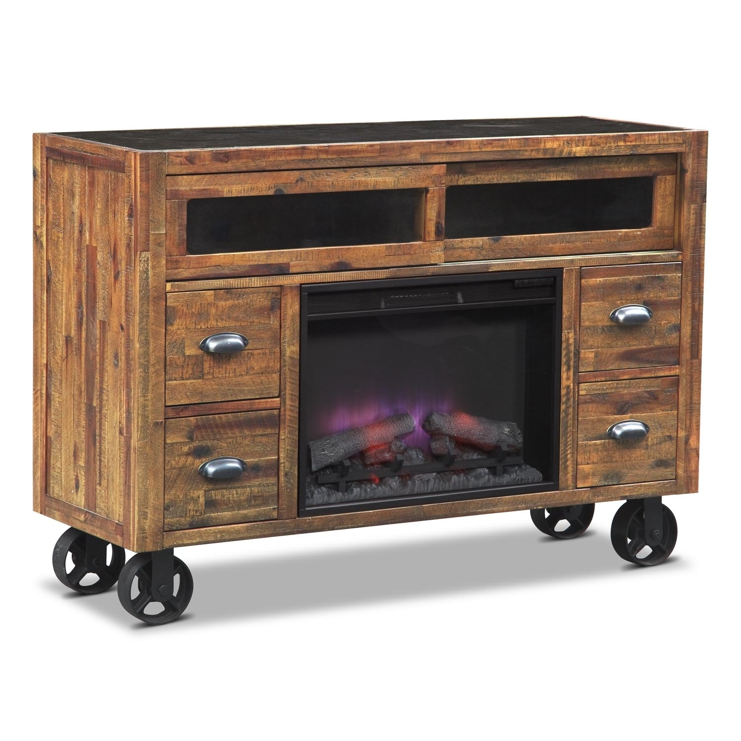 american signature furniture fireplaces trend home