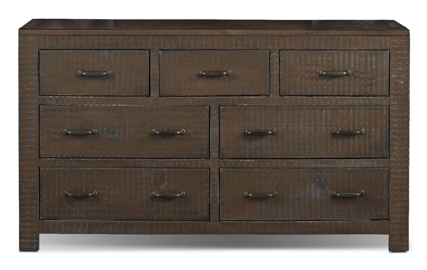 Kids Furniture - Phoenix Dresser – Walnut