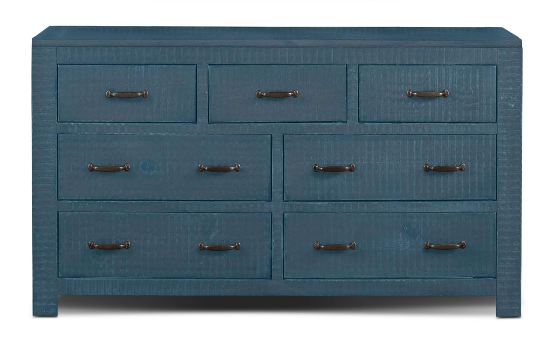 Phoenix Dresser – Blue