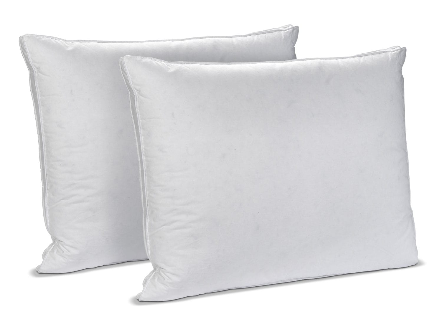 Mattresses and Bedding - Ergo Down 2 Pc. Pillow Set