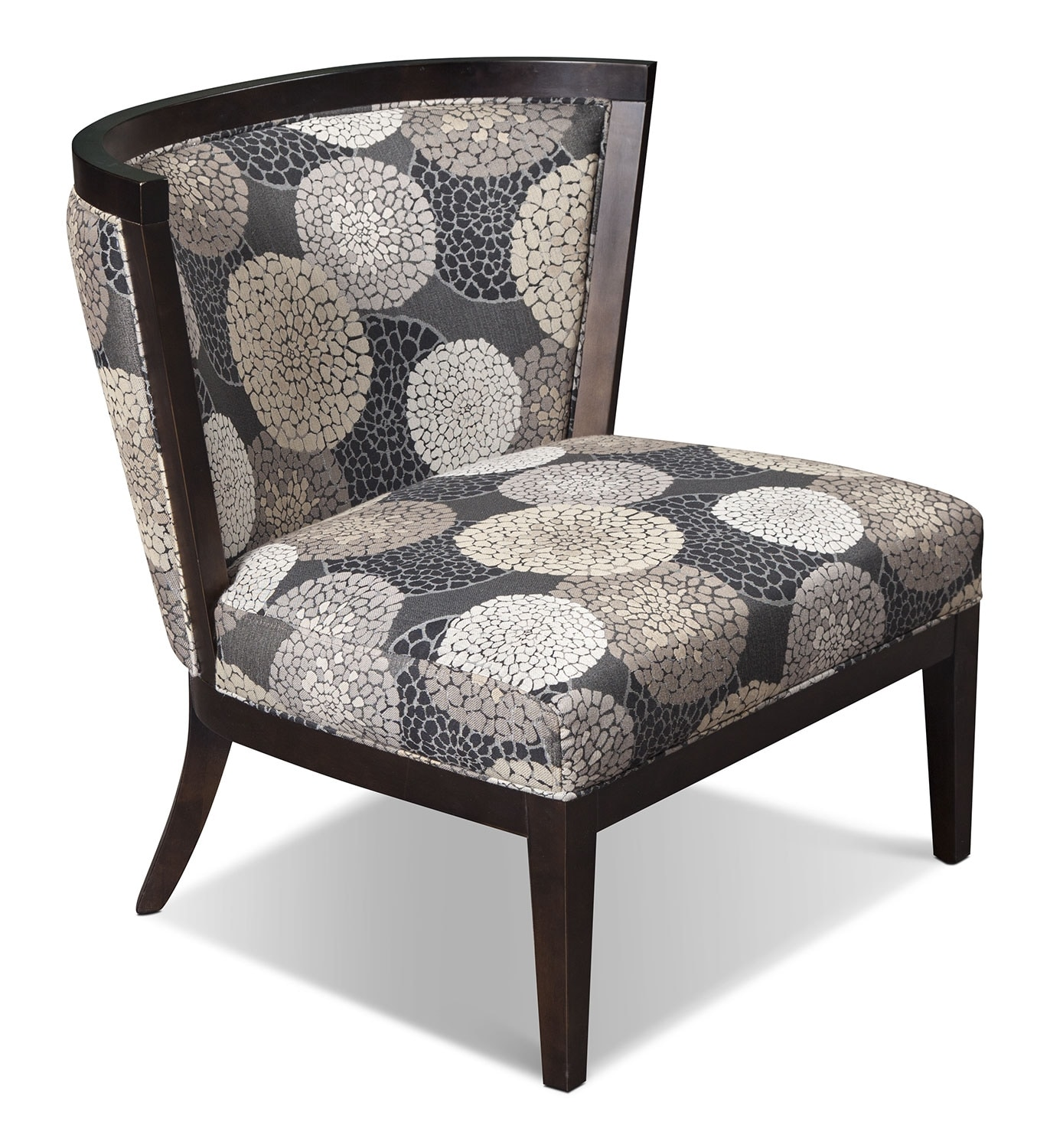 Living Room Furniture - Tracey Fabric Accent Chair