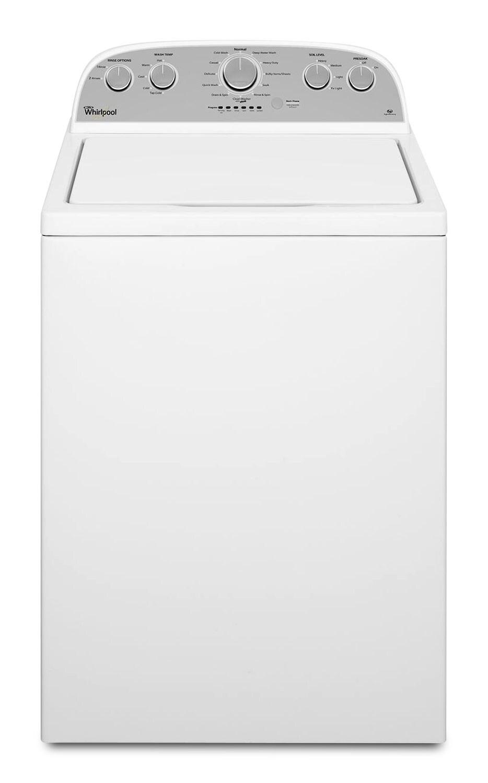 Whirlpool 4.3 Cu. Ft. Top-Load Washer – WTW4915EW