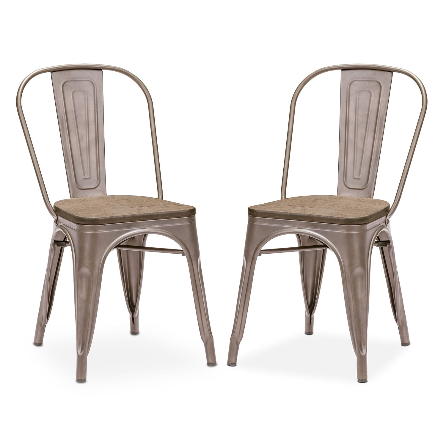 [Rustica 2-Pack Chairs]