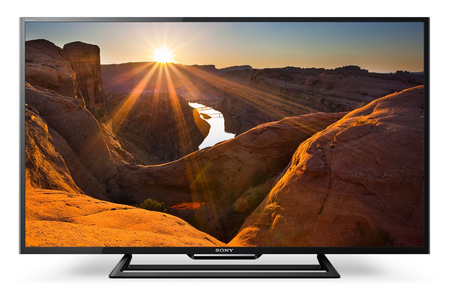 """Televisions - Sony 40"""" Smart LED R550C Series HDTV"""