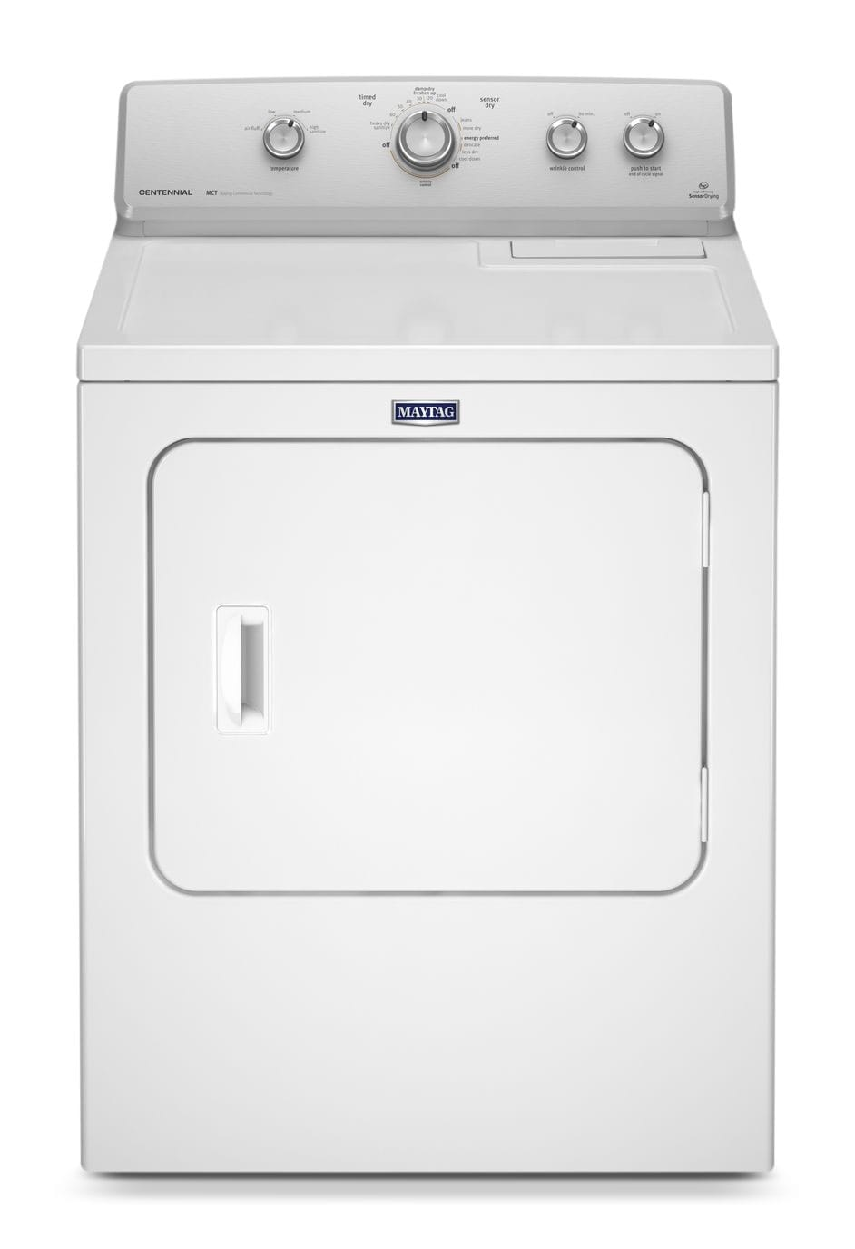 Washers and Dryers - Maytag Dryer (7.0 Cu. Ft.) YMEDC415EW