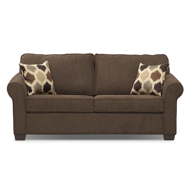 Fletcher Ii Full Innerspring Sleeper Sofa Value City