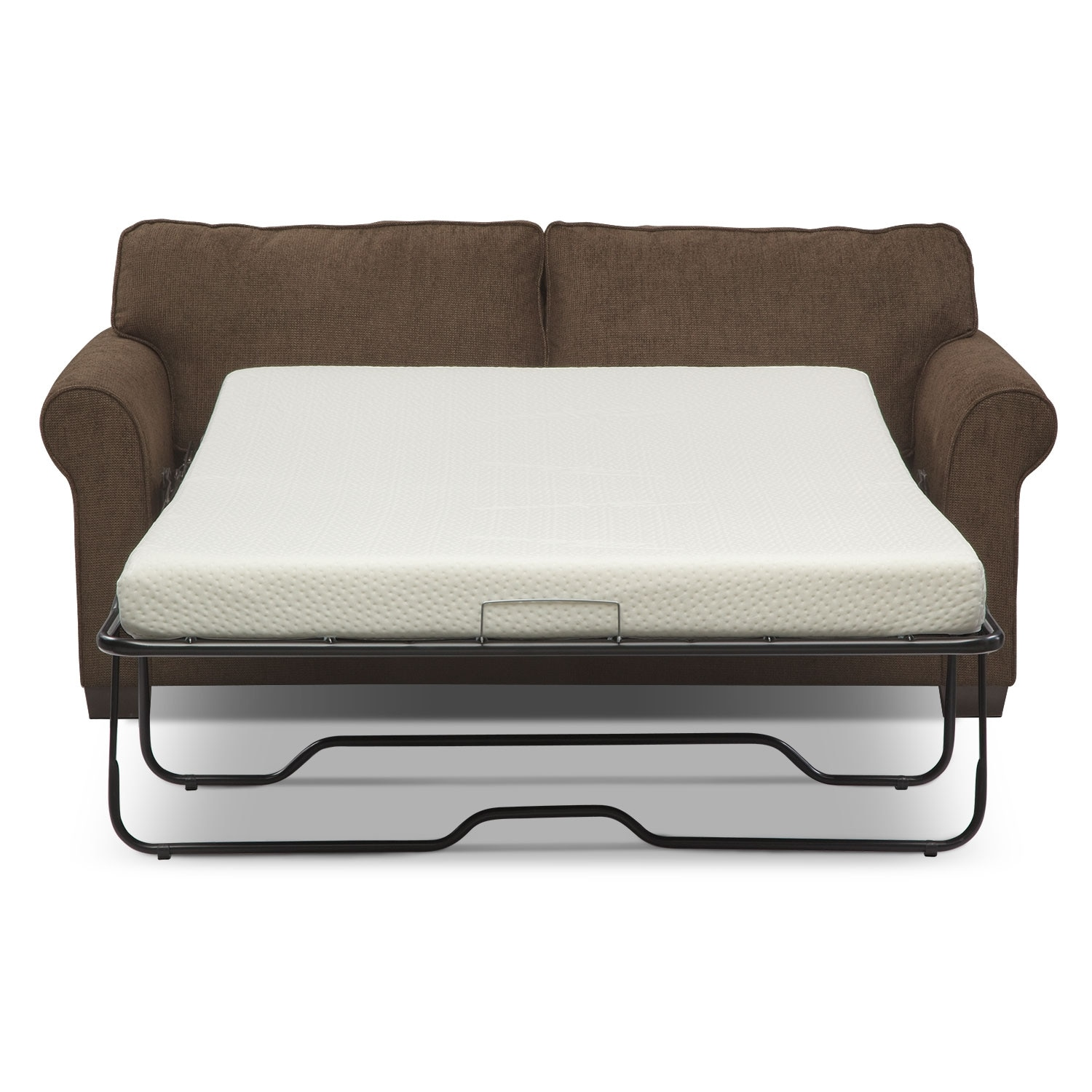 Fletcher Ii Full Memory Foam Sleeper Sofa Value City Furniture