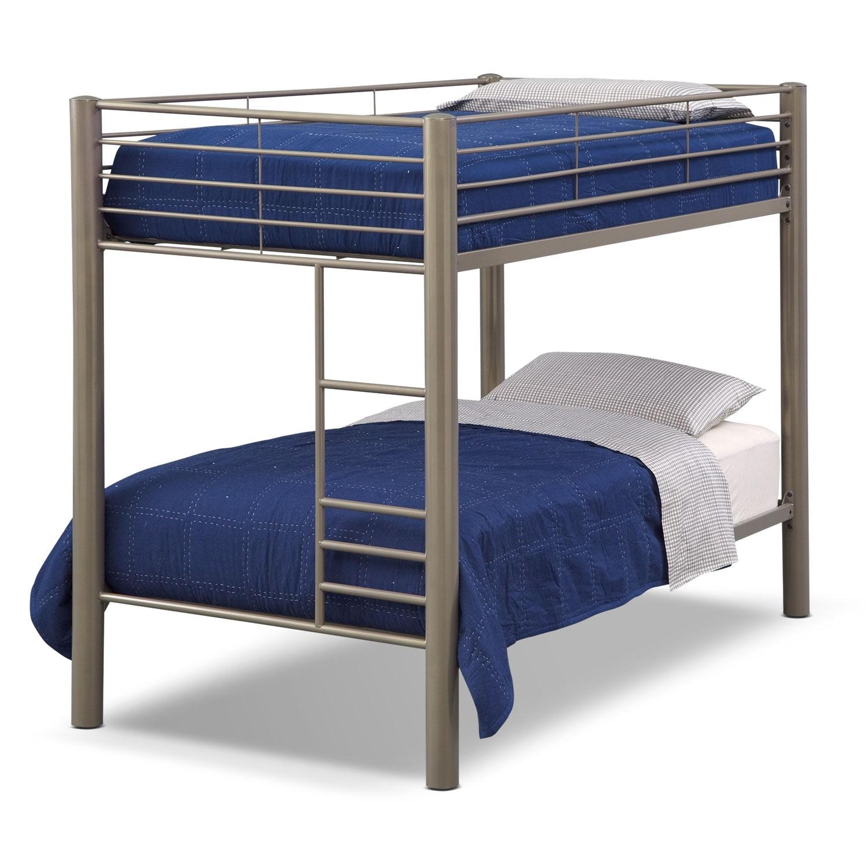 [Combi III Full Bunk Bed]