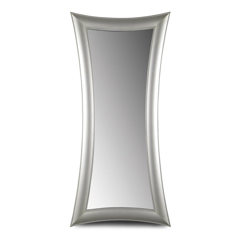 [Abigail Mirror - Silver]