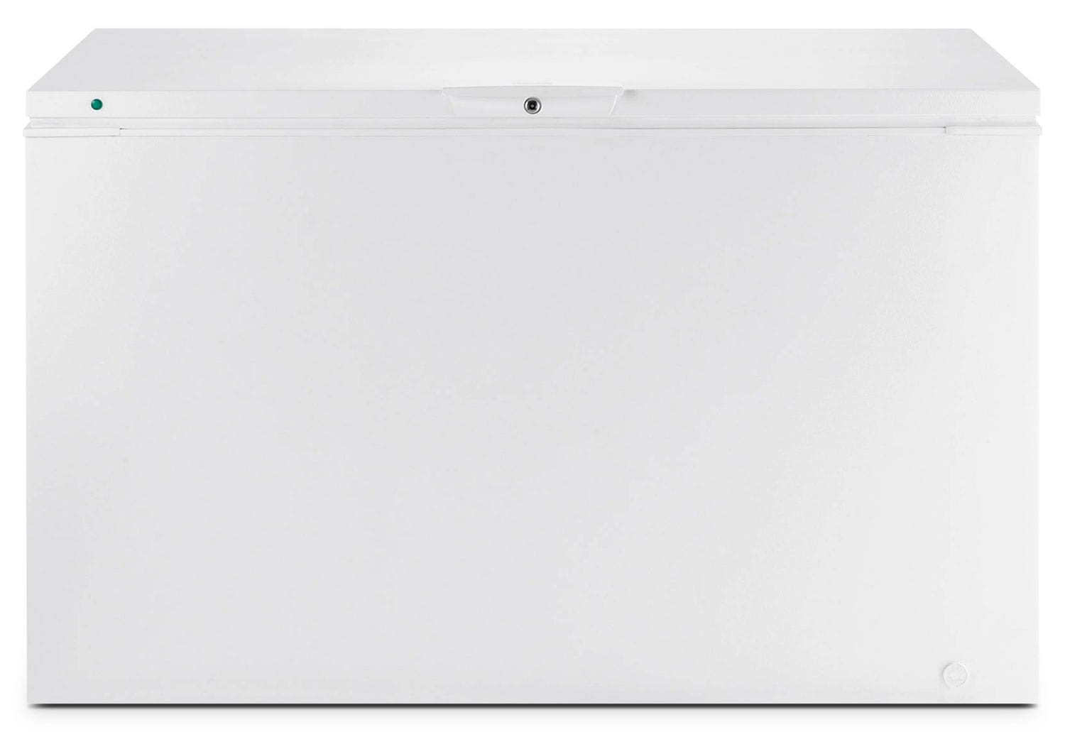 Refrigerators and Freezers - Frigidaire White Chest Freezer (15.6 Cu. Ft.) - FFFC16M5QW