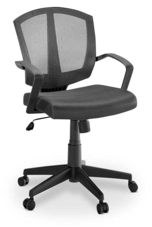 Home Office Furniture - Detroit Fabric and Mesh Task Chair