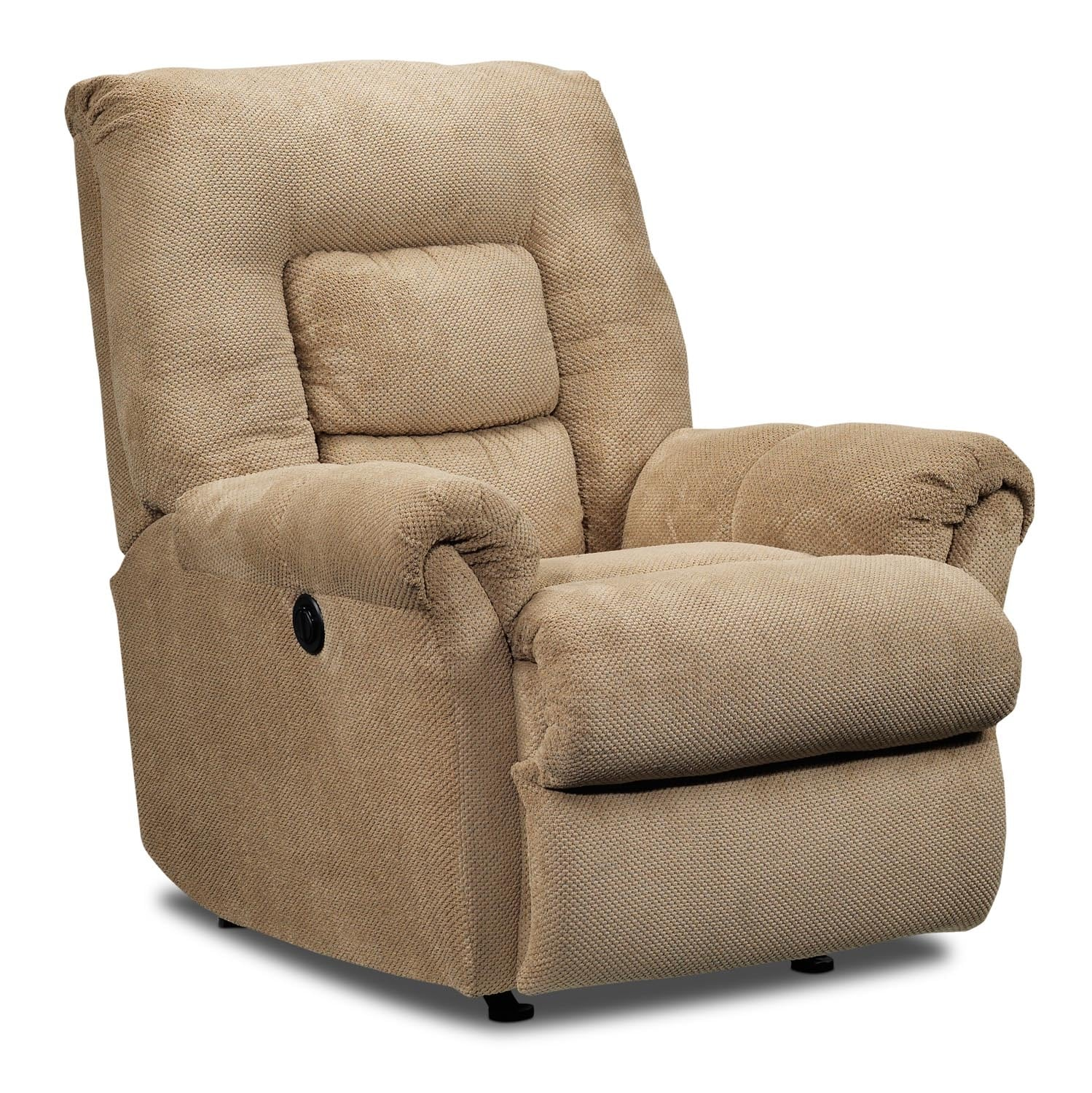 [Schmidt Power Recliner - Tan]