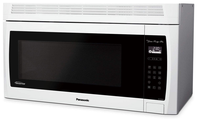 Panasonic 174 2 0 Cu Ft Genius 174 Prestige 174 Plus Over The