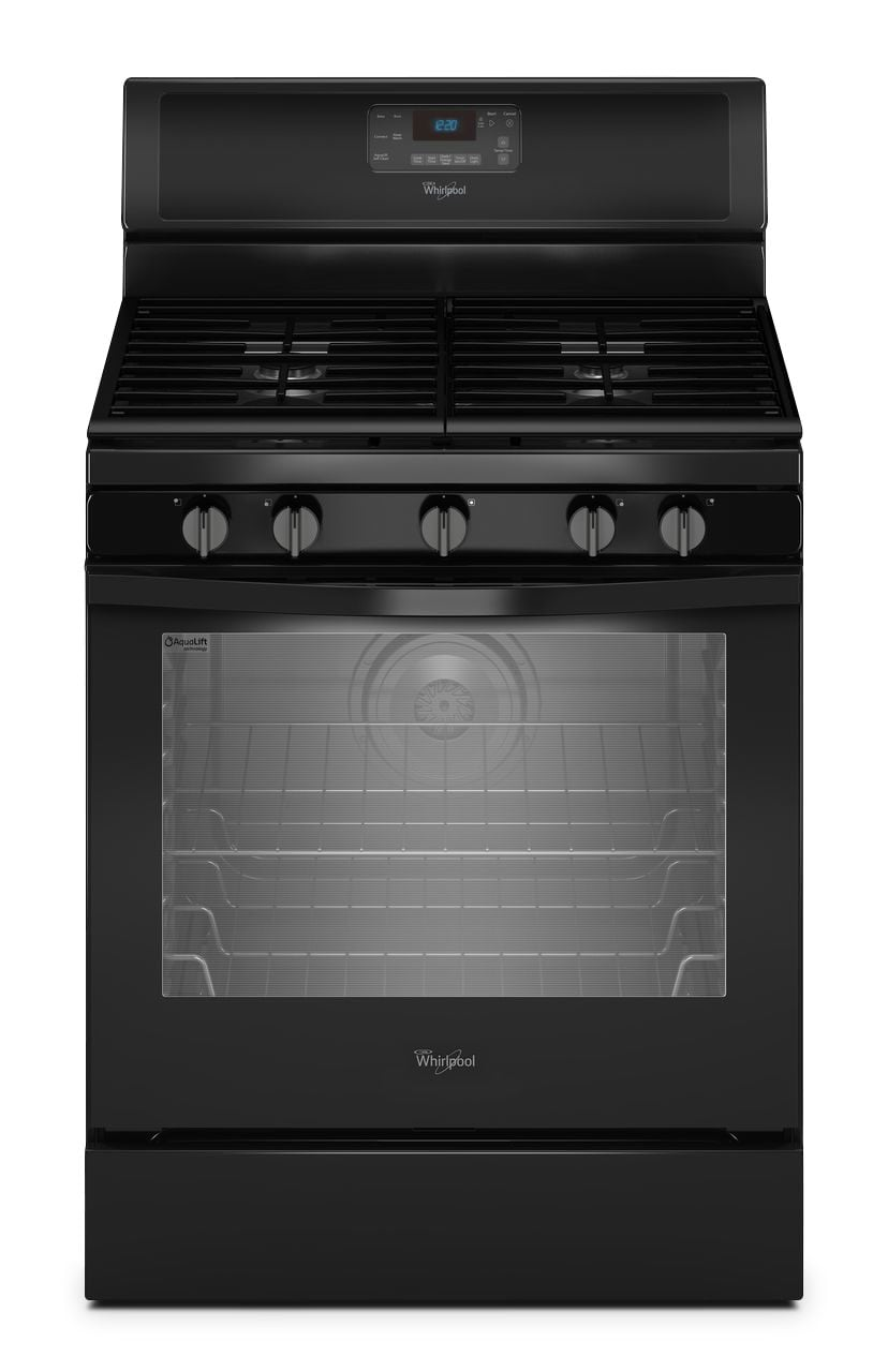 Cooking Products - Whirlpool 5.8 Cu. Ft. Freestanding Gas Range – WFG540H0EB