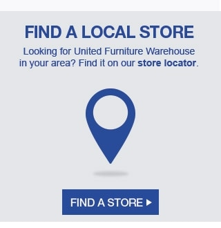 Sign up to receive emails from United Furniture Warehouse. United Furniture Warehouse