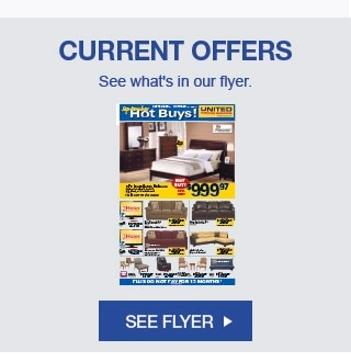 United Furniture Warehouse Flyer