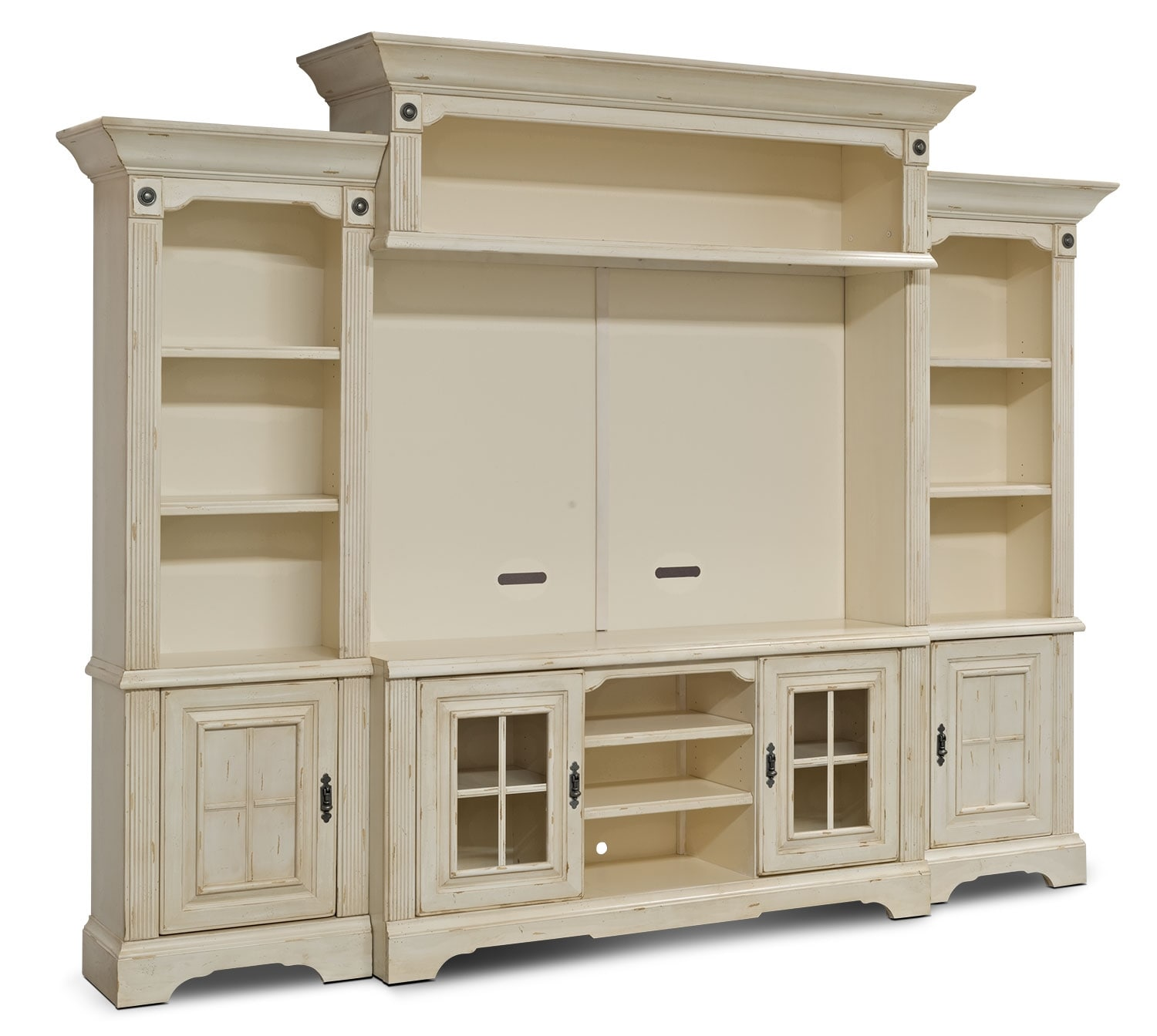 "Highland 5-Piece Entertainment Centre with 66"" TV Opening"