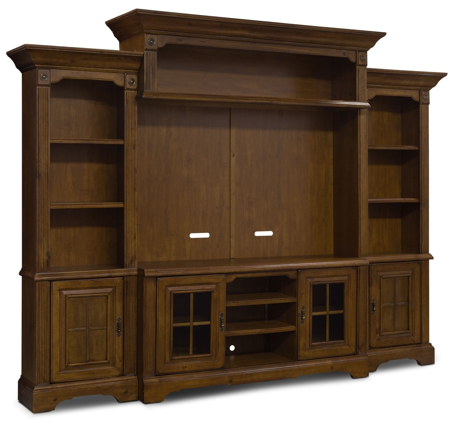 """Legacy 5-Piece Entertainment Centre with 66"""" TV Opening"""