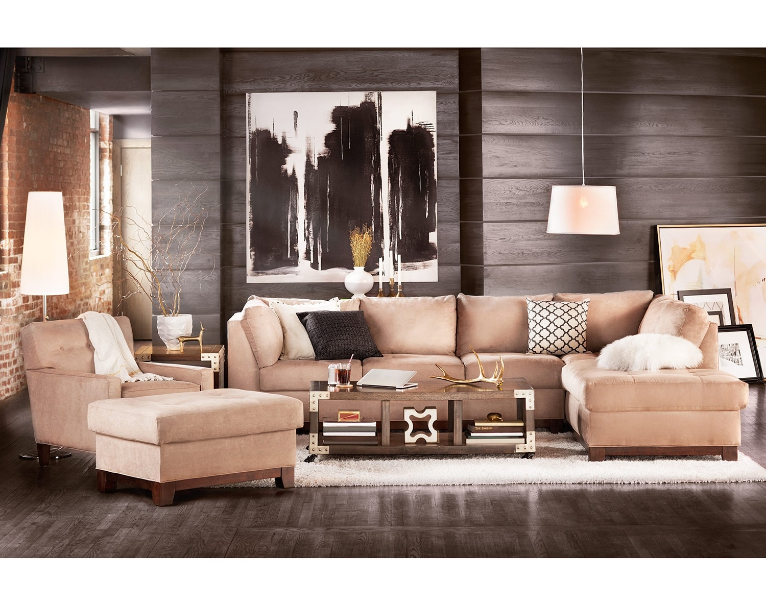The Soho Ii Collection Value City Furniture