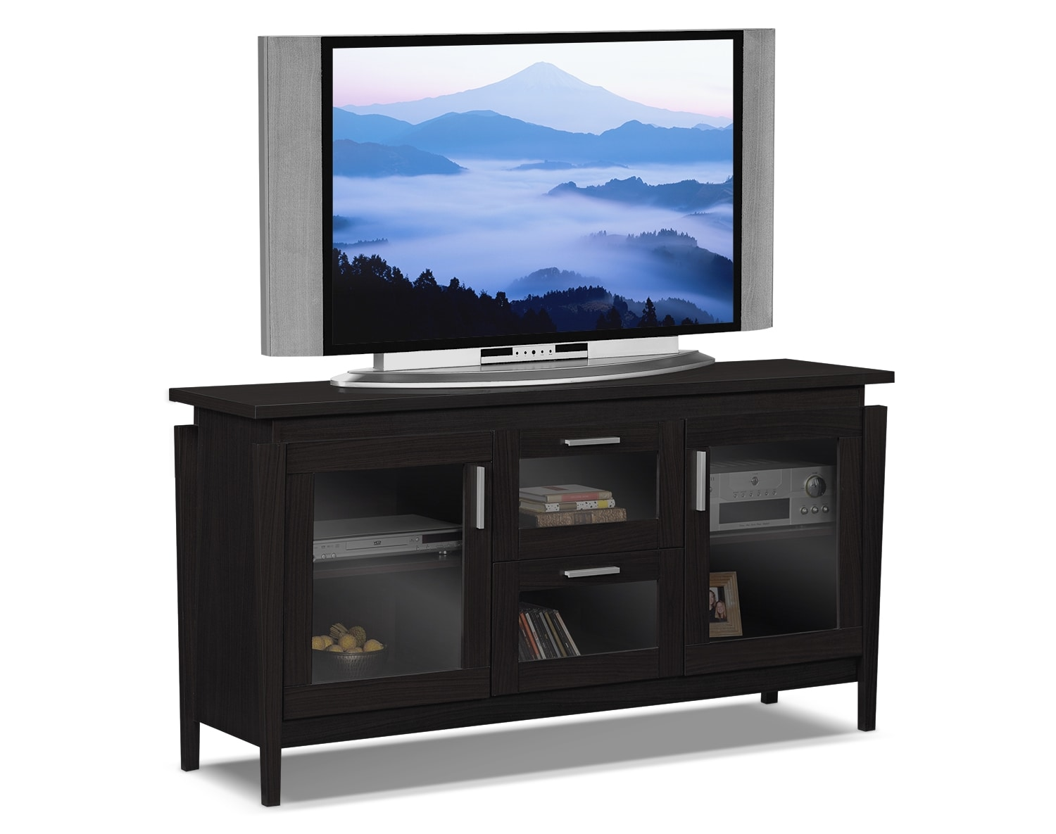 "Entertainment Furniture - The Duvall Collection - 60"" TV Stand"