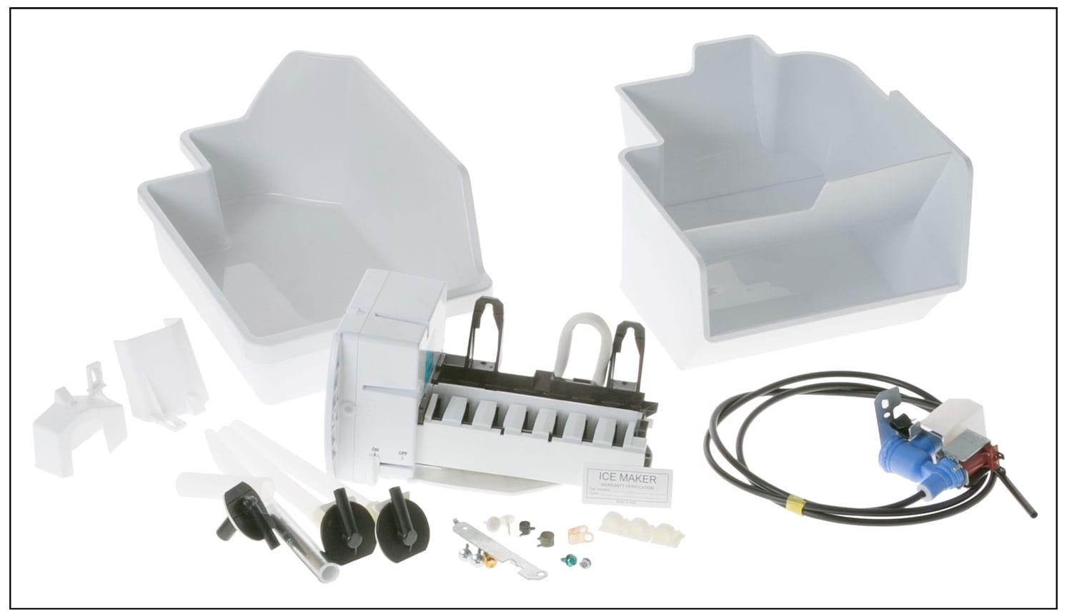 Refrigerators and Freezers - GE Ice Maker Kit IM6D