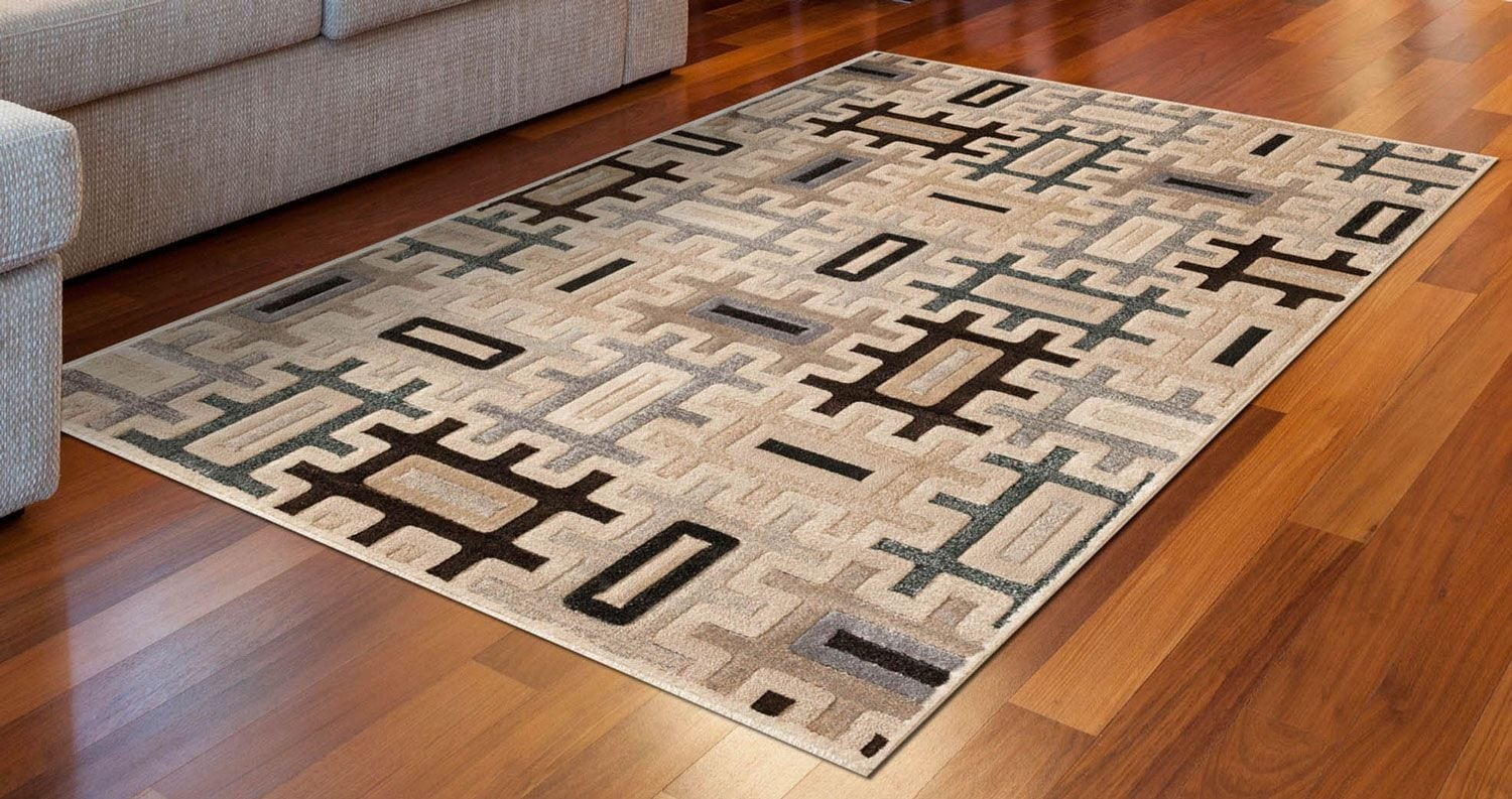 Accent and Occasional Furniture - Bayard Area Rug – 5' x 8'