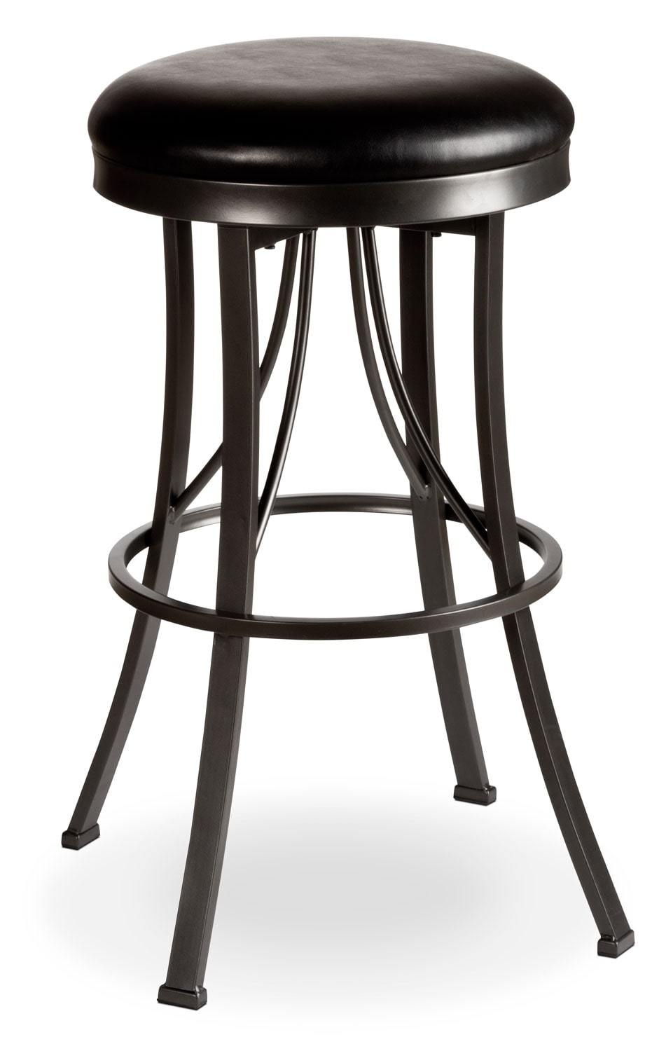 Dining Room Furniture - Ontario Backless Counter-Height Swivel Stool