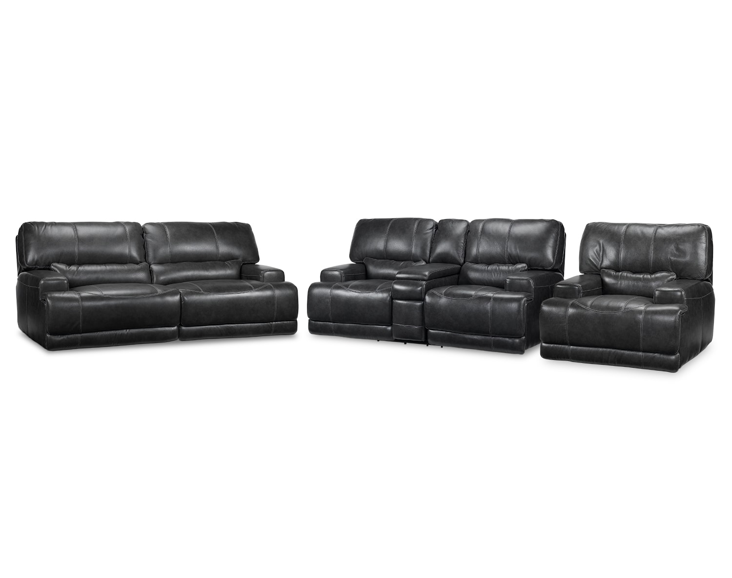 The Dearborn Collection - Charcoal