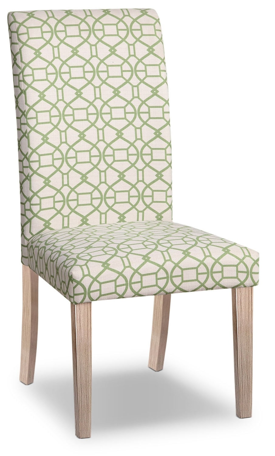 Dining Room Furniture - Kalen Dining Chair - Green