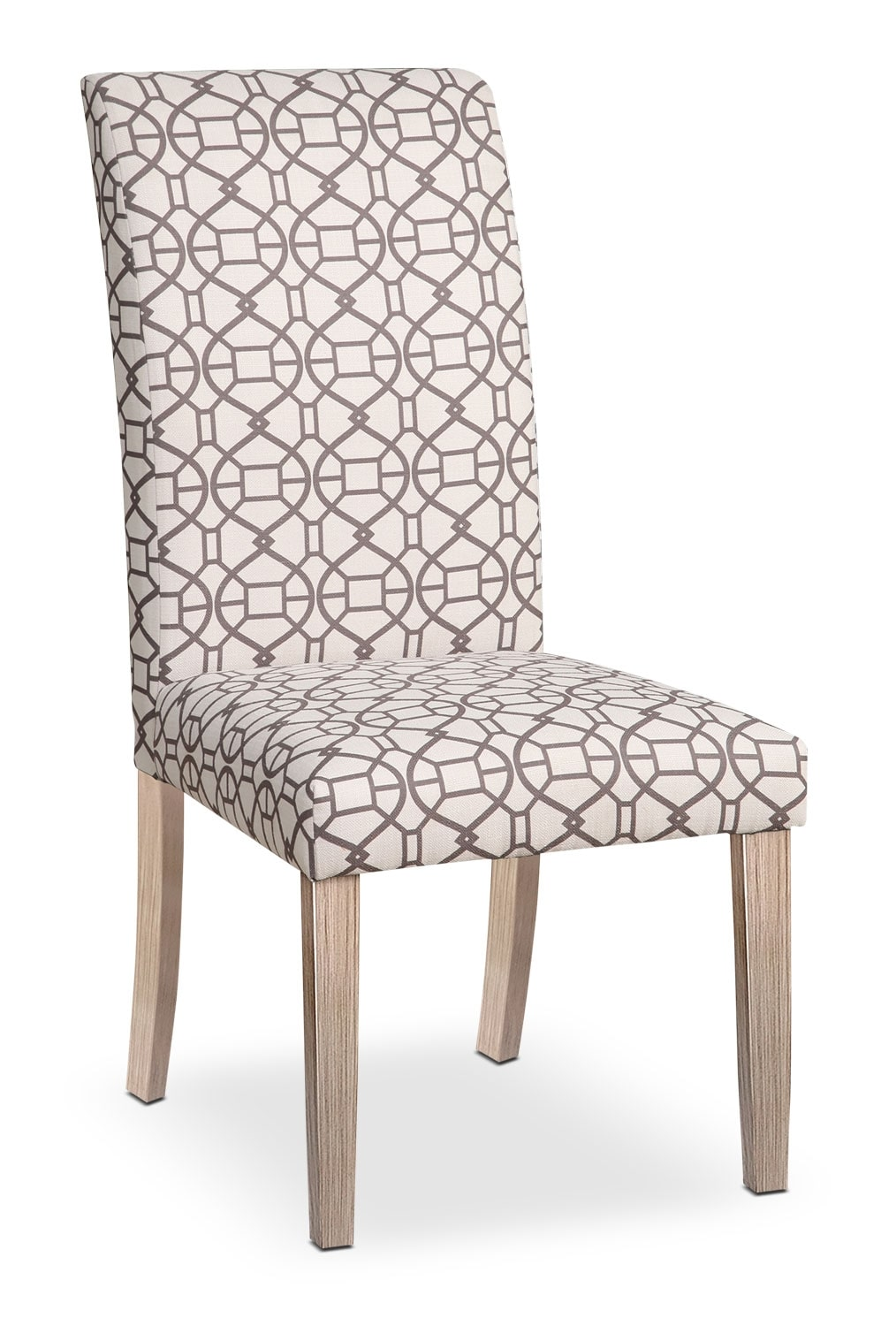 Dining Room Furniture - Kalen Dining Chair - Chocolate