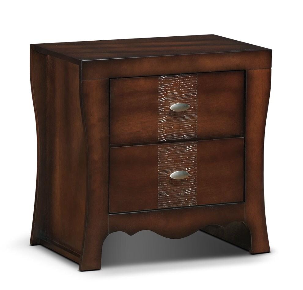 Bedroom Furniture - Jenny Nightstand