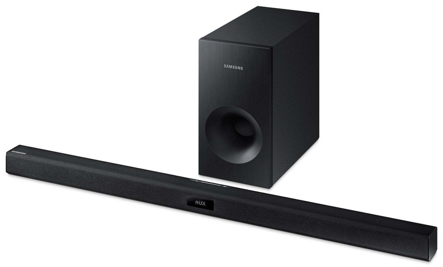Samsung J355 Soundbar and Subwoofer – 120W