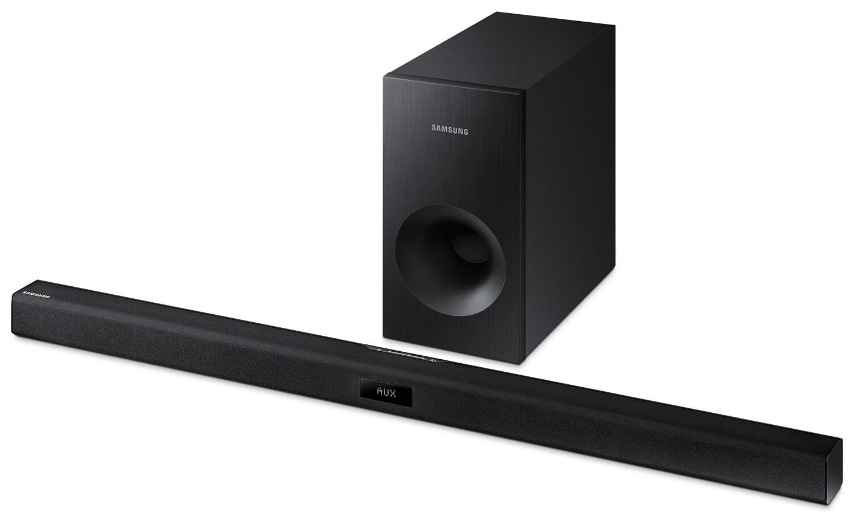 Sound Systems - Samsung J355 Soundbar and Subwoofer – 120W