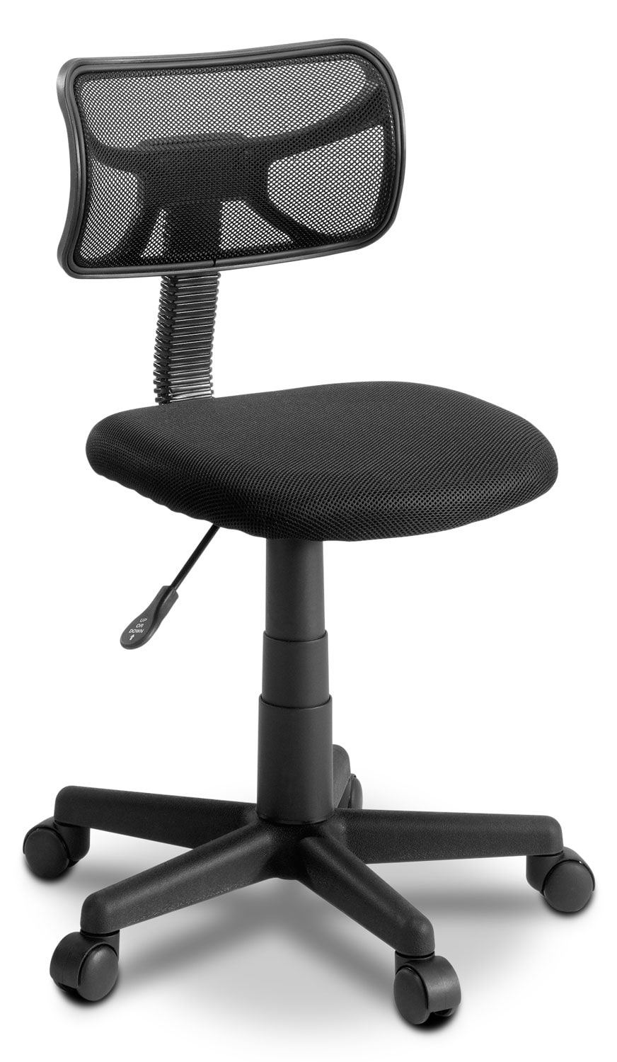 Home Office Furniture - Denver Fabric and Mesh Task Chair