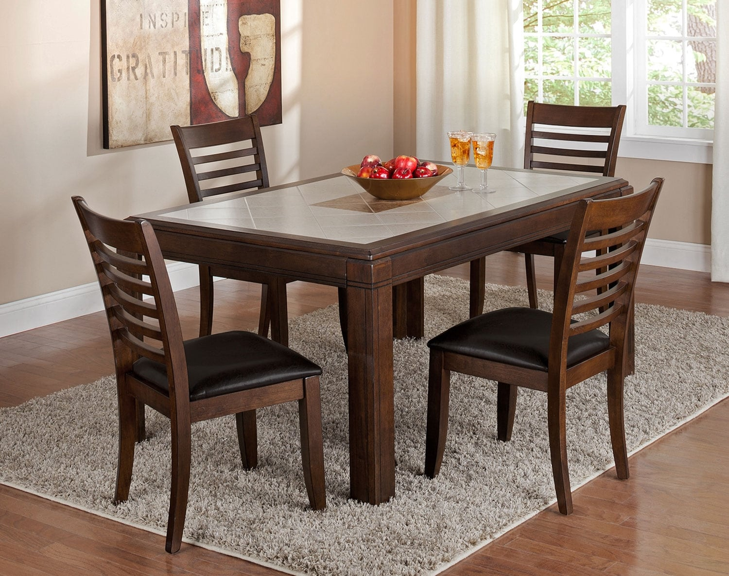 Dining Room Furniture - The Hillsboro Collection - Table