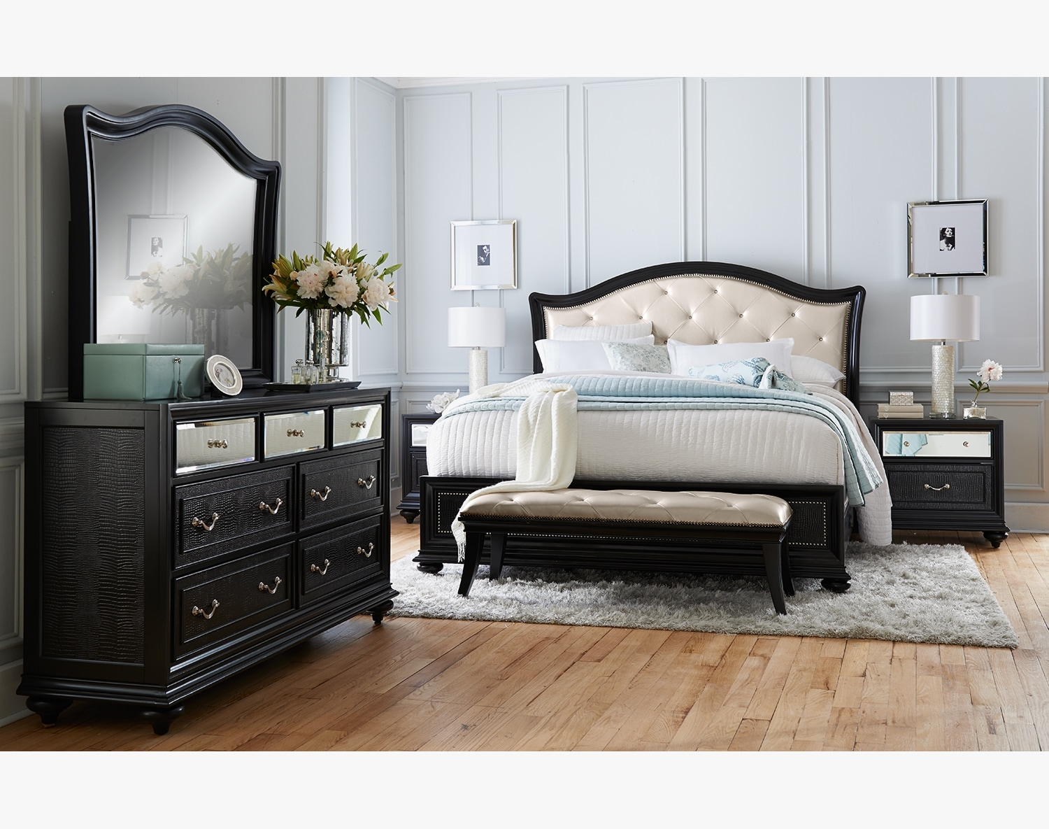 The marilyn collection value city furniture for Furniture collection