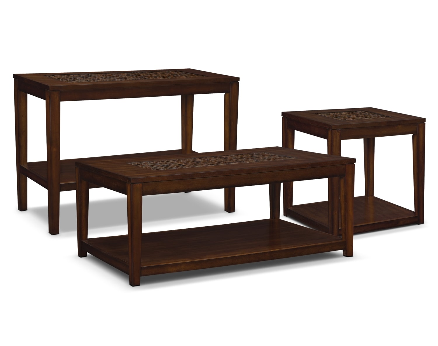 Accent and Occasional Furniture - The Shannon Collection - Cocktail Table