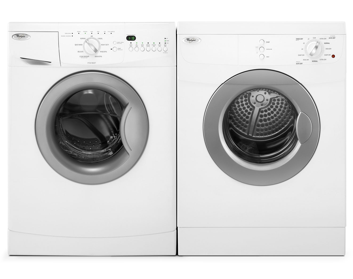 Whirlpool Laundry - WFC7500VW/YWED7500VW
