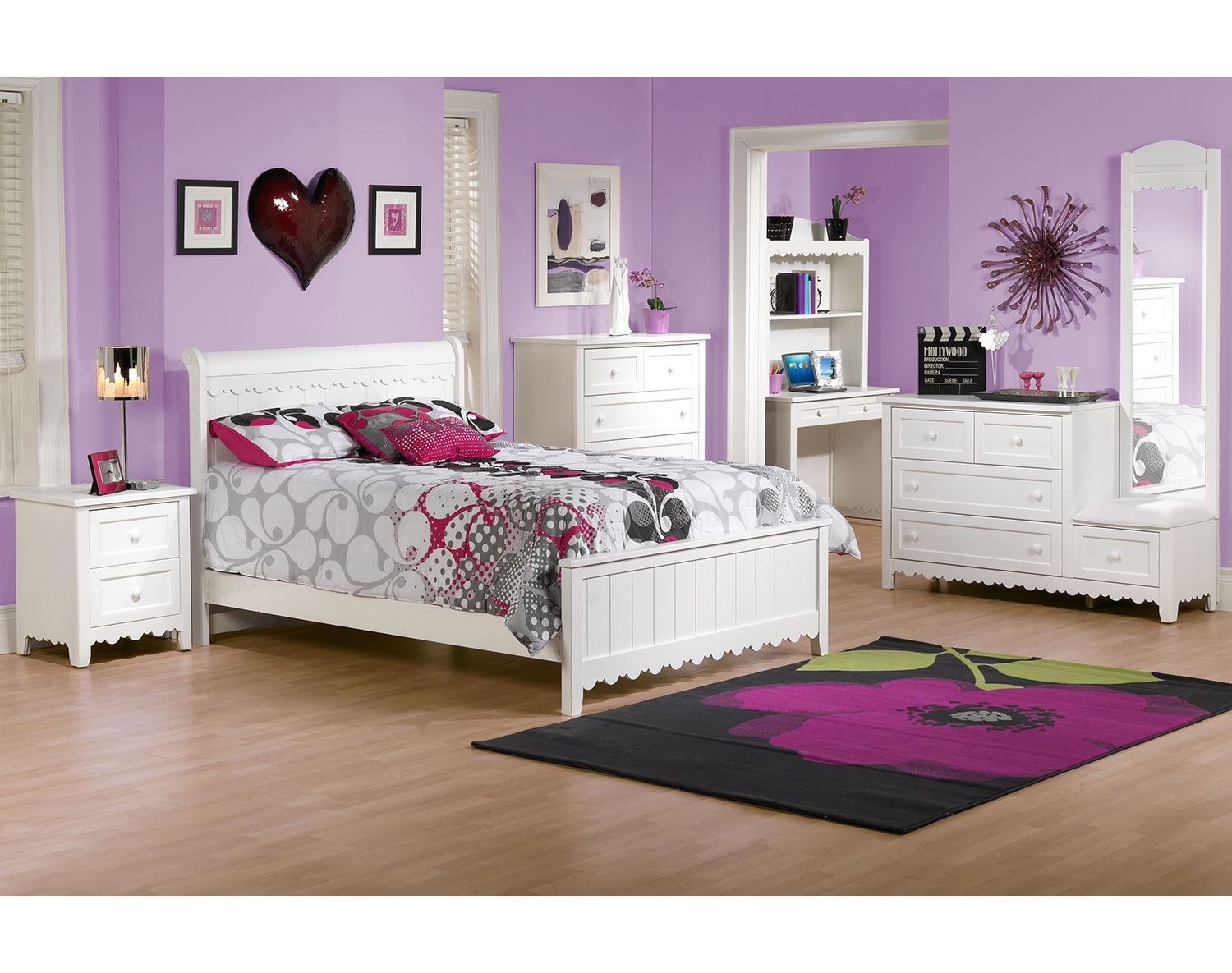 Leons Bedroom Furniture Sweetdreams Twin Bed White Leons