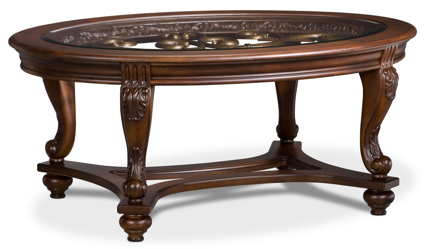 Accent and Occasional Furniture - Valencia Coffee Table