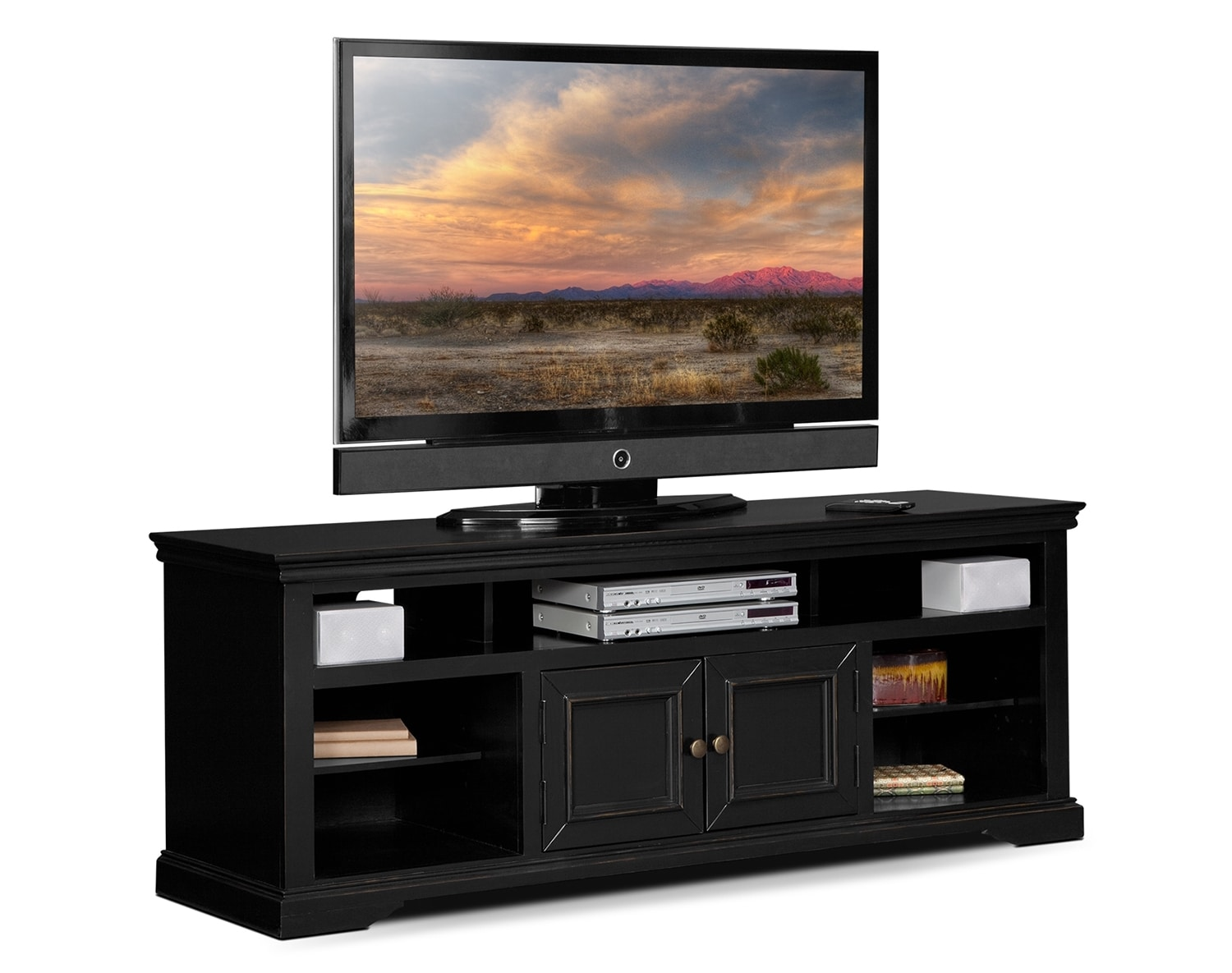"""Entertainment Furniture - The Thornton Collection - 70"""" TV Stand"""